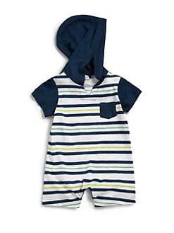 Splendid - Infant's Hooded Playsuit