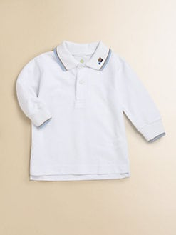 Florence Eiseman - Infant's Pique Dumptruck Polo Shirt