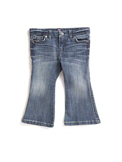 7 For All Mankind - Infant's Faded Jeans