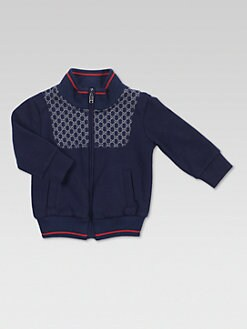 Gucci - Infant's Zip-Front Sweatshirt