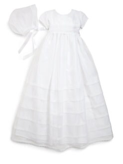 Isabel Garreton - Infant's Christening Gown