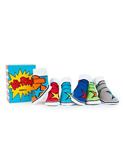 Trumpette - Infant's (0-12 mo) High-Top Sock Set