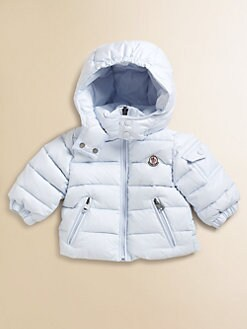 Moncler - Infant's Jules Zip-Up Puffer
