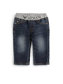 Armani Junior - Infant's Stonewashed Jeans