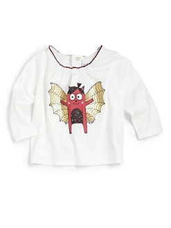 Little Marc Jacobs - Infant's Bat Tee