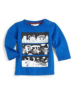 Little Marc Jacobs - Infant's Comic Illustration Tee