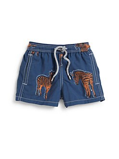 Vilebrequin - Infant's Zebra Print Swim Trunks