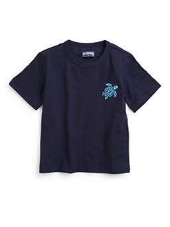 Vilebrequin - Infant's Cotton Turtle Tee