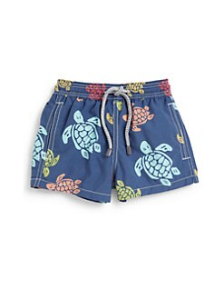 Vilebrequin - Infant's Turtle Swim Trunks