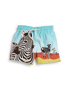 Vilebrequin - Infant's Zebra Swim Trunks