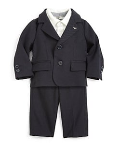 Armani Junior - Infant's Two-Piece Wool Suit