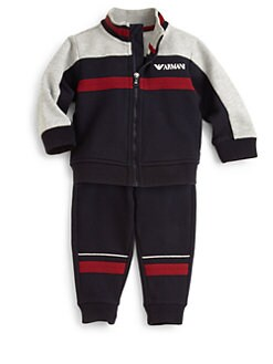 Armani Junior - Infant's Two-Piece Track Suit