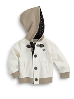 Armani Junior - Infant's Logo Hoodie
