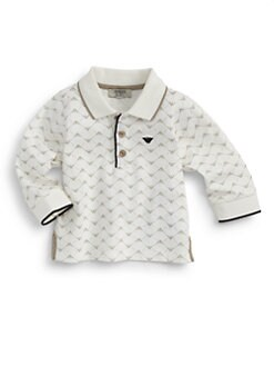 Armani Junior - Infant's Logo Polo Shirt