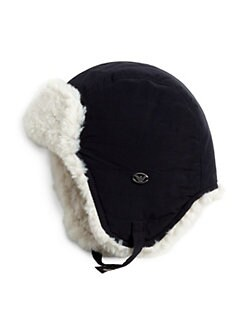 Armani Junior - Infant's Trapper Hat