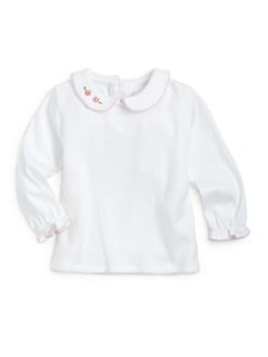 Florence Eiseman - Infant's Long-Sleeve Knit Blouse