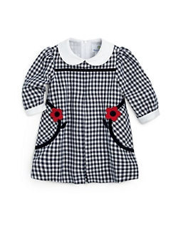 Florence Eiseman - Infant's Woven Checked Dress