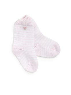 Florence Eiseman - Infant's Striped Knit Socks
