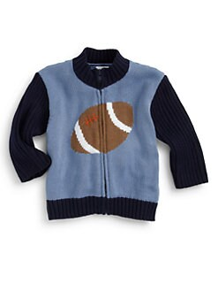 Florence Eiseman - Infant's Football Sweater