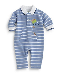 Florence Eiseman - Infant's Football Pique Playsuit