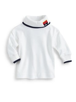 Florence Eiseman - Infant's Train Turtleneck