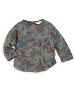 Stella McCartney Kids - Infant's Camouflage Tee