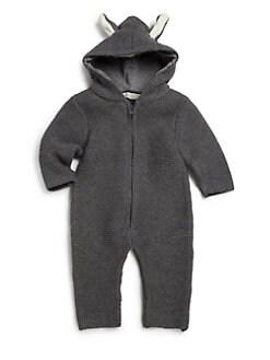 Stella McCartney Kids - Infant's Hooded Romper