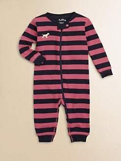 Hatley - Infant's Striped Coverall