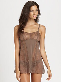 La Perla - Gossip Girl Baby Doll