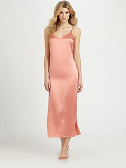 La Perla - Long Silk Satin Gown