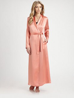 La Perla - Long Silk Robe
