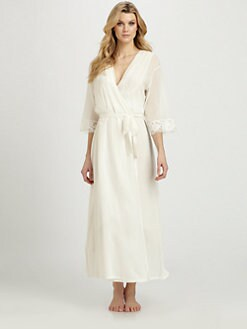 La Perla - Honeymoon Long Silk Robe