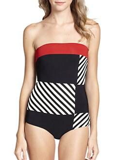 Roksanda - Leros One-Piece Swimsuit