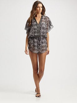 Badgley Mischka - Ibiza Coverup