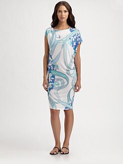 Emilio Pucci - Printed Dress