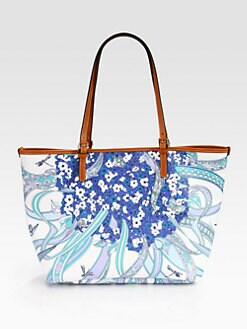 Emilio Pucci - Stampato Beach Bag