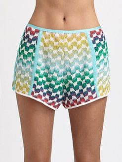 Missoni - Multi-Dot Shorts