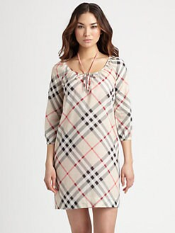 Burberry Brit - Cotton Swim Coverup