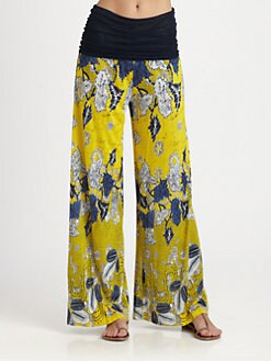 Jean Paul Gaultier - Bali Palazzo Pants/Jumpsuit