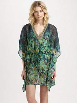 Badgley Mischka - Twilight Beaded Tunic
