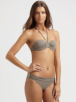 Chloe - Two-Piece Underwire-Bandeau Bikini