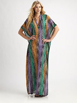 Missoni - Long Caftan Coverup