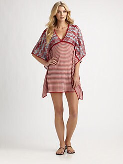 Missoni - Printed Caftan Coverup