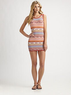 Missoni - Fitted Coverup