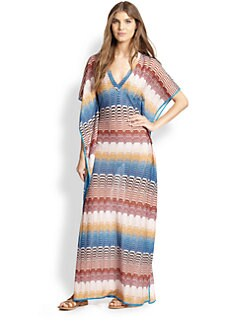 Missoni - Chevron Maxi Dress <br>