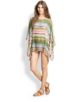 Missoni - Open-Knit Poncho <br>