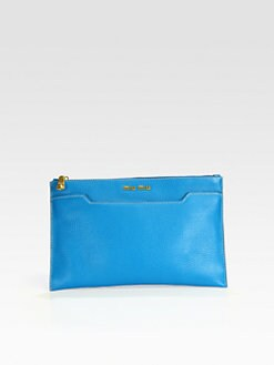 Miu Miu - Vitello Caribou Envelope Clutch