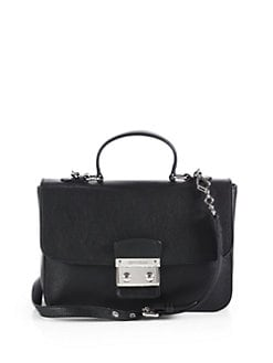 Miu Miu - Madras Shoulder Bag