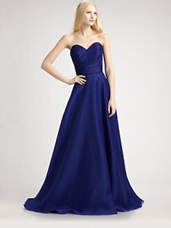 Theia - Silk Organza Ball Gown