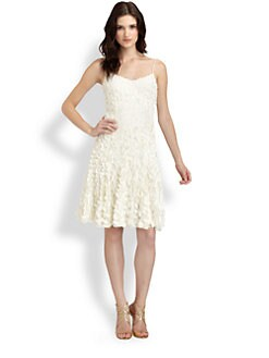 Theia - Petal Dress
